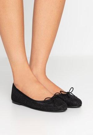 GALASSIA - Ballerina's - black