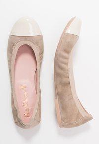 Pretty Ballerinas - SHADE ANGELIS - Ballerinaskor - offwhite/safari - 3