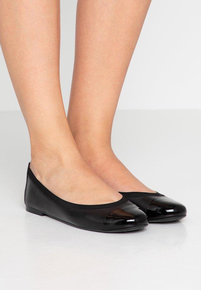 Klassischer  Ballerina - black