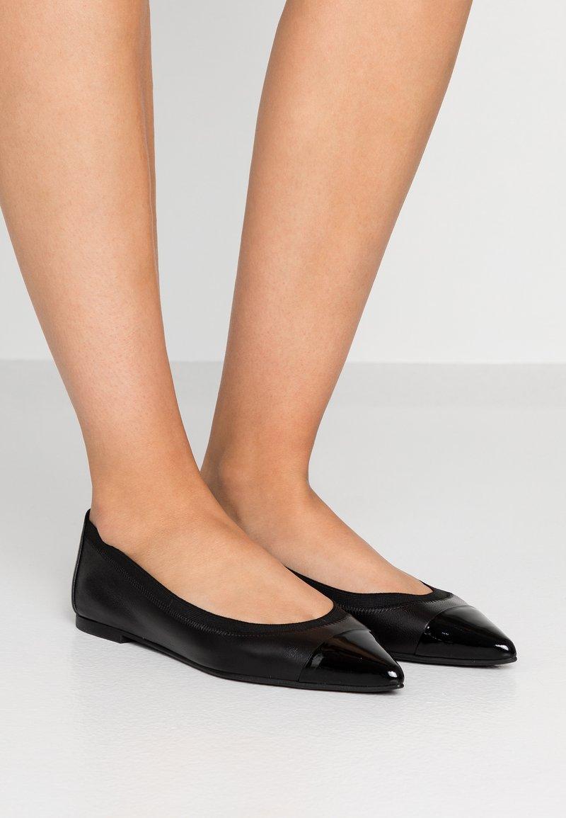 Pretty Ballerinas - SHADE - Ballerinasko - black