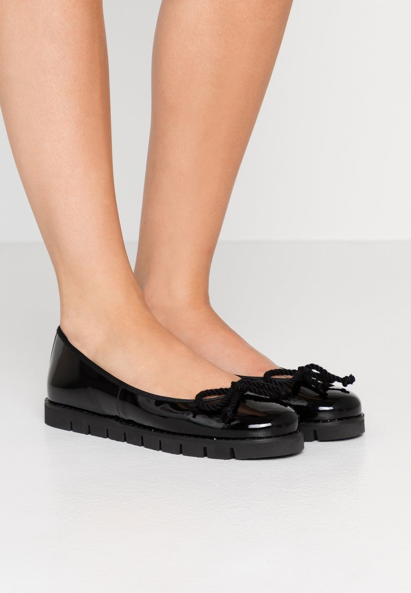 Pretty Ballerinas - SHADE - Ballet pumps - black