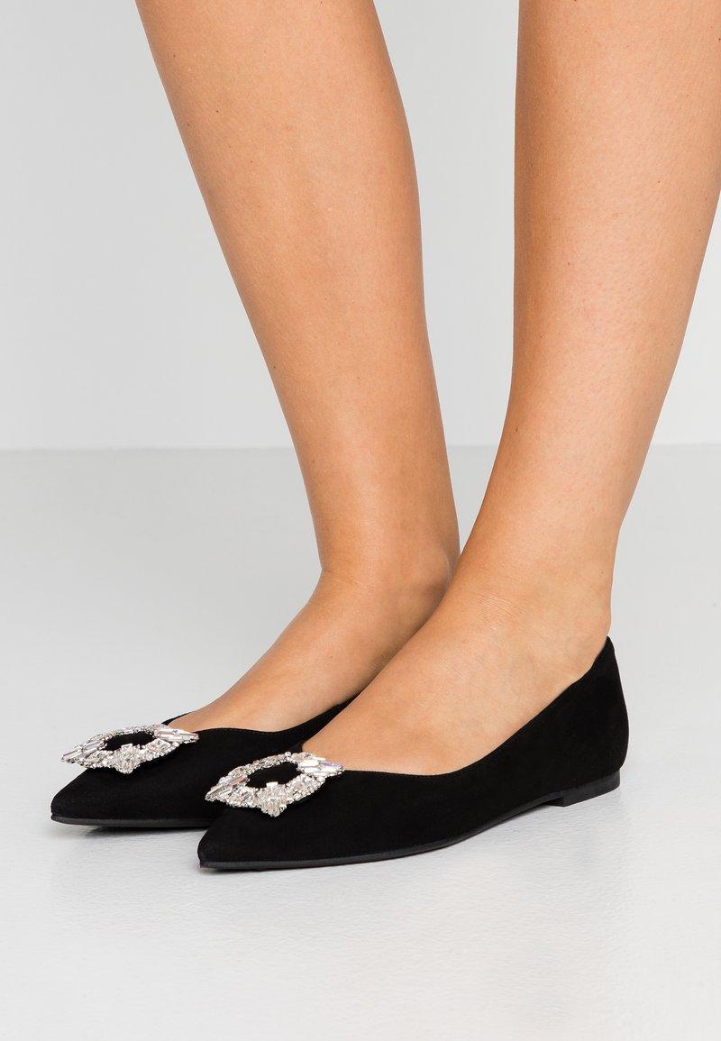 Pretty Ballerinas - ANGELIS - Ballet pumps - black