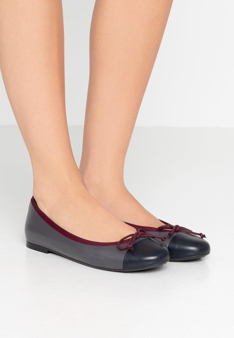 Pretty Ballerinas - COTON - Ballet pumps - azul