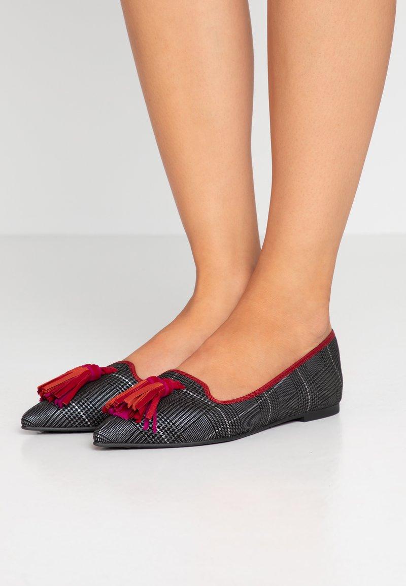 Pretty Ballerinas - SHOREDITCH ANGELIS RUBI  - Ballet pumps - black