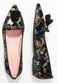 Pretty Ballerinas - BURTON ANGELIS - Mocassins - black - 3