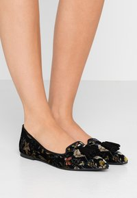 Pretty Ballerinas - BURTON ANGELIS - Mocassins - black - 0