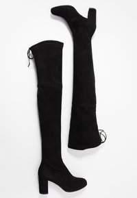 Pretty Ballerinas - ANGELIS STRETCH - Over-the-knee boots - black - 3