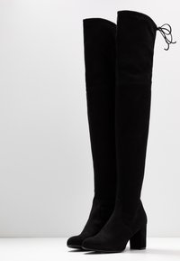 Pretty Ballerinas - ANGELIS STRETCH - Over-the-knee boots - black - 4