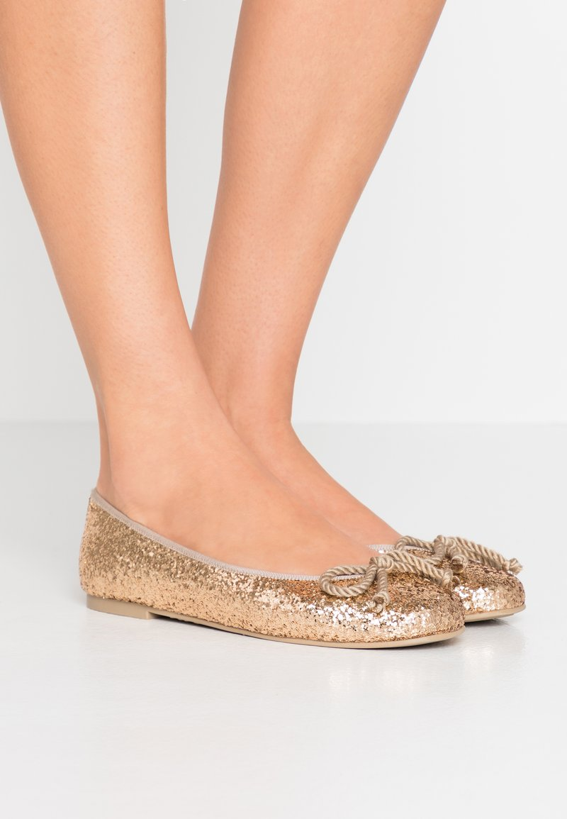 Pretty Ballerinas - KYLIE - Ballet pumps - greco/micanas/avorio