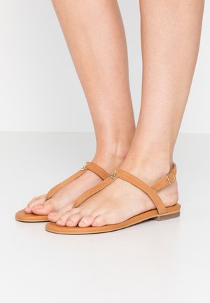 ANGELIS - T-bar sandals - peru