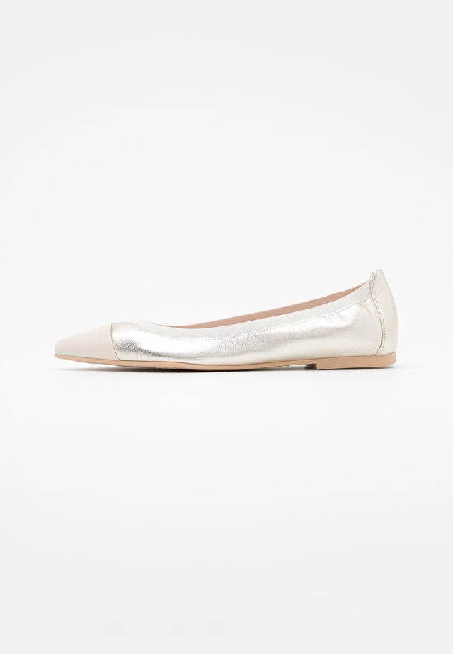 Ballet pumps - avorio