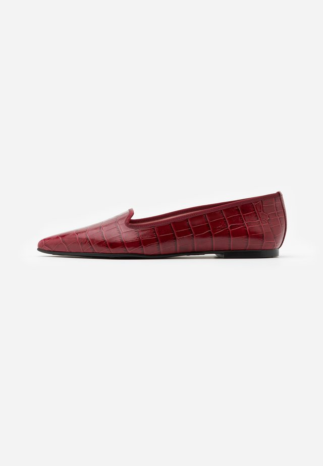 TEMPO - Slippers - red