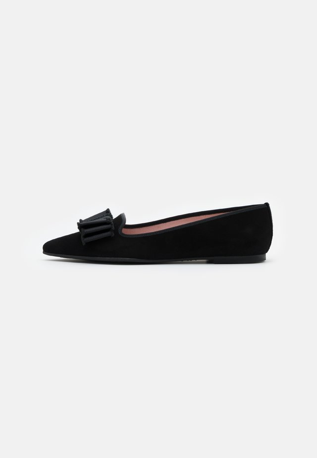 SHADE ANGELIS - Ballet pumps - black