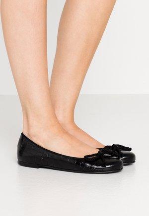 TEMPO - Ballerinasko - black