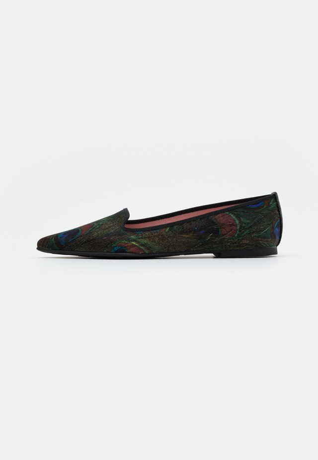 MADRAS - Ballet pumps - dark green