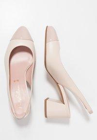 Pretty Ballerinas - SHADE - Klasické lodičky - rose/delice - 3