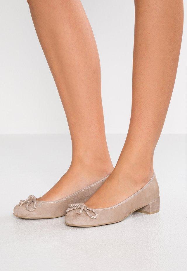 ANGELIS - Classic heels - safari/micenas safari keros