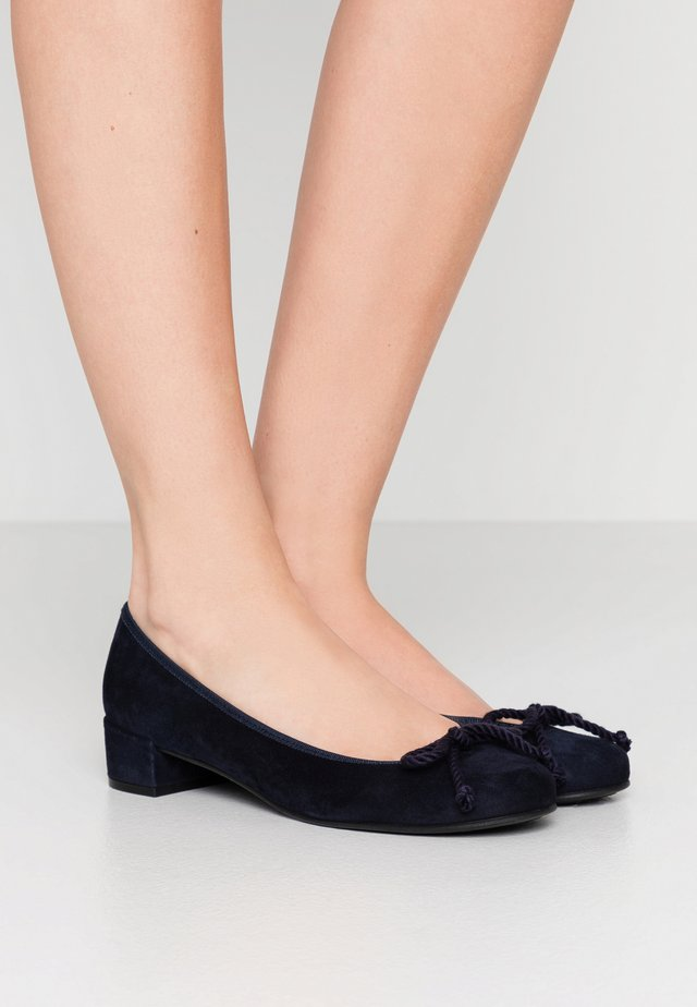 ANGELIS - Avokkaat - navy blue