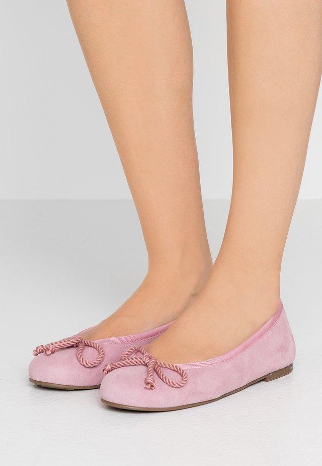 ANGELIS - Klassischer  Ballerina - light pink