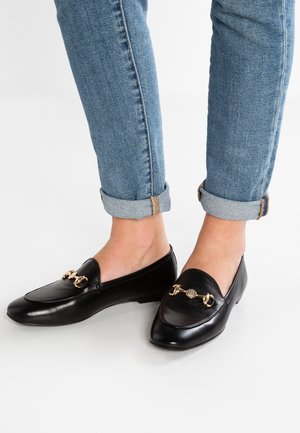 Slipper - black