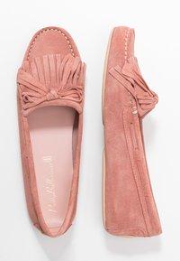 Pretty Ballerinas - MICROTINA CROSTINA - Mokkasiinit - pink - 3