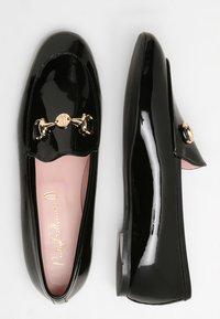 Pretty Ballerinas - SHADE  - Nazouvací boty - black - 2