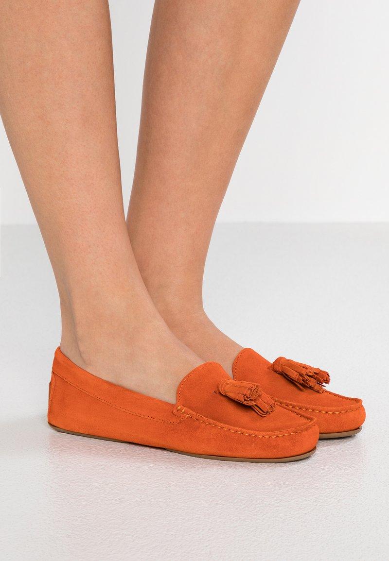 Pretty Ballerinas - Półbuty wsuwane - orange