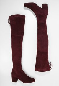 Pretty Ballerinas - Over-the-knee boots - bordeaux - 2