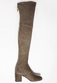 Pretty Ballerinas - Over-the-knee boots - olive - 3