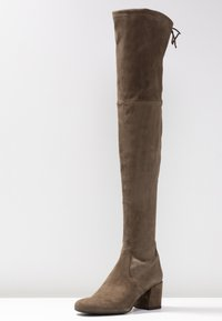 Pretty Ballerinas - Over-the-knee boots - olive - 4