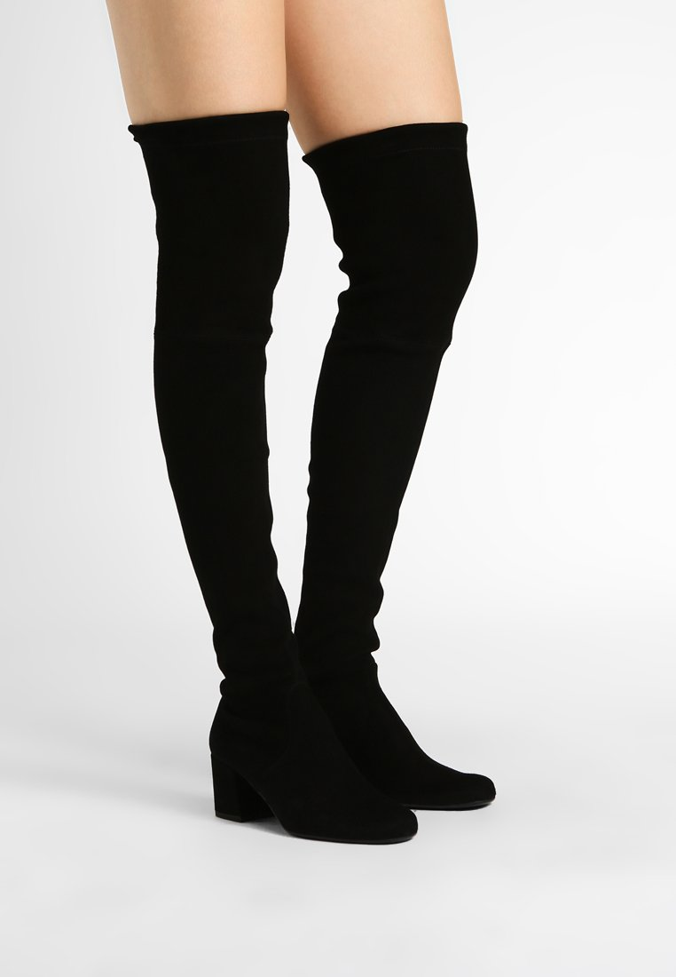 Pretty Ballerinas - Over-the-knee boots - black