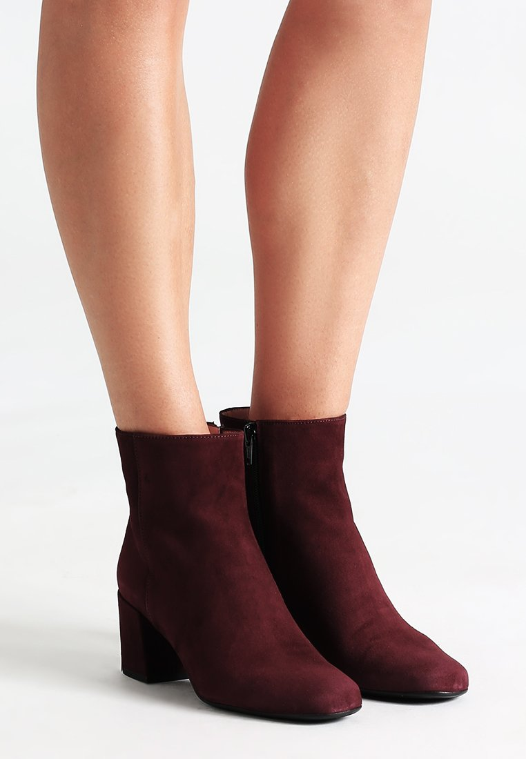 Pretty Ballerinas - ANGELIS - Ankle boots - bordeaux