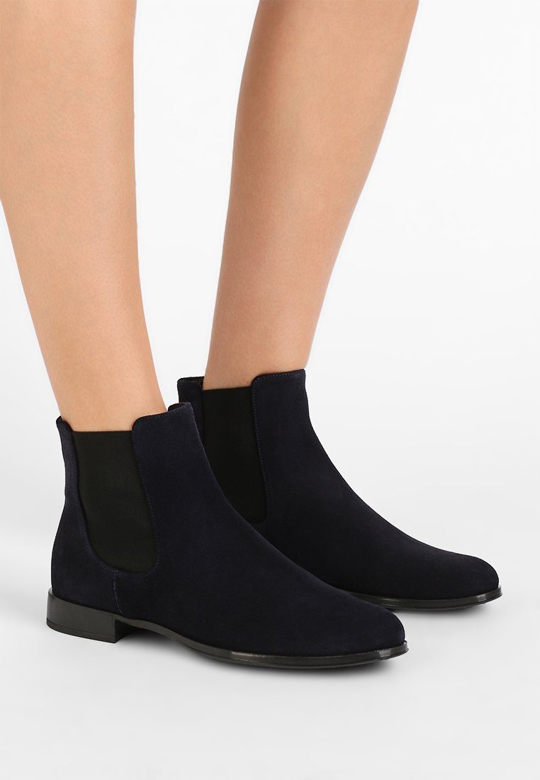 Pretty Ballerinas - CROSTINA - Ankle Boot - navy