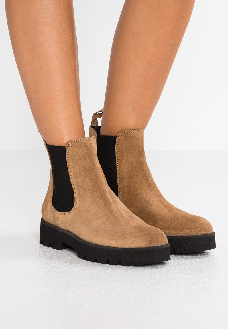 Pretty Ballerinas - Ankle boots - sand