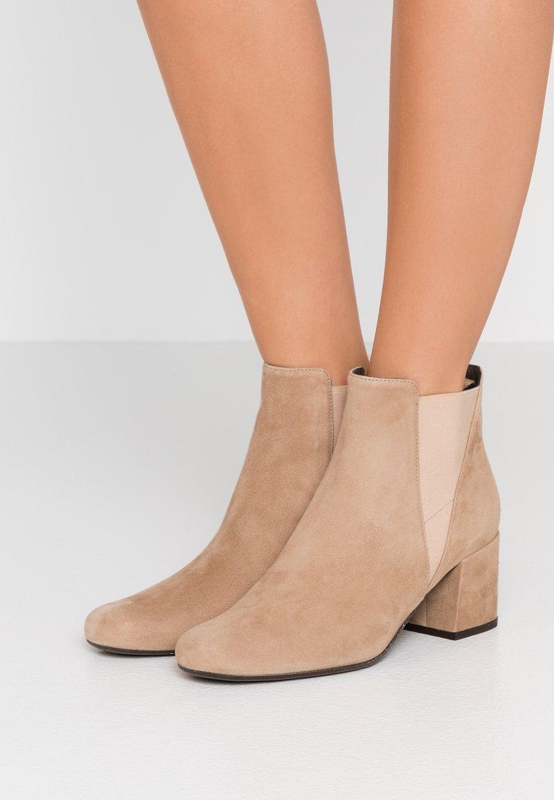 Pretty Ballerinas - ANGELIS VERENA - Ankle boots - beige
