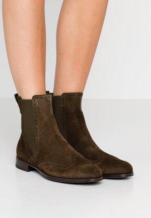 CROSTINA - Kotníkové boty - oliva
