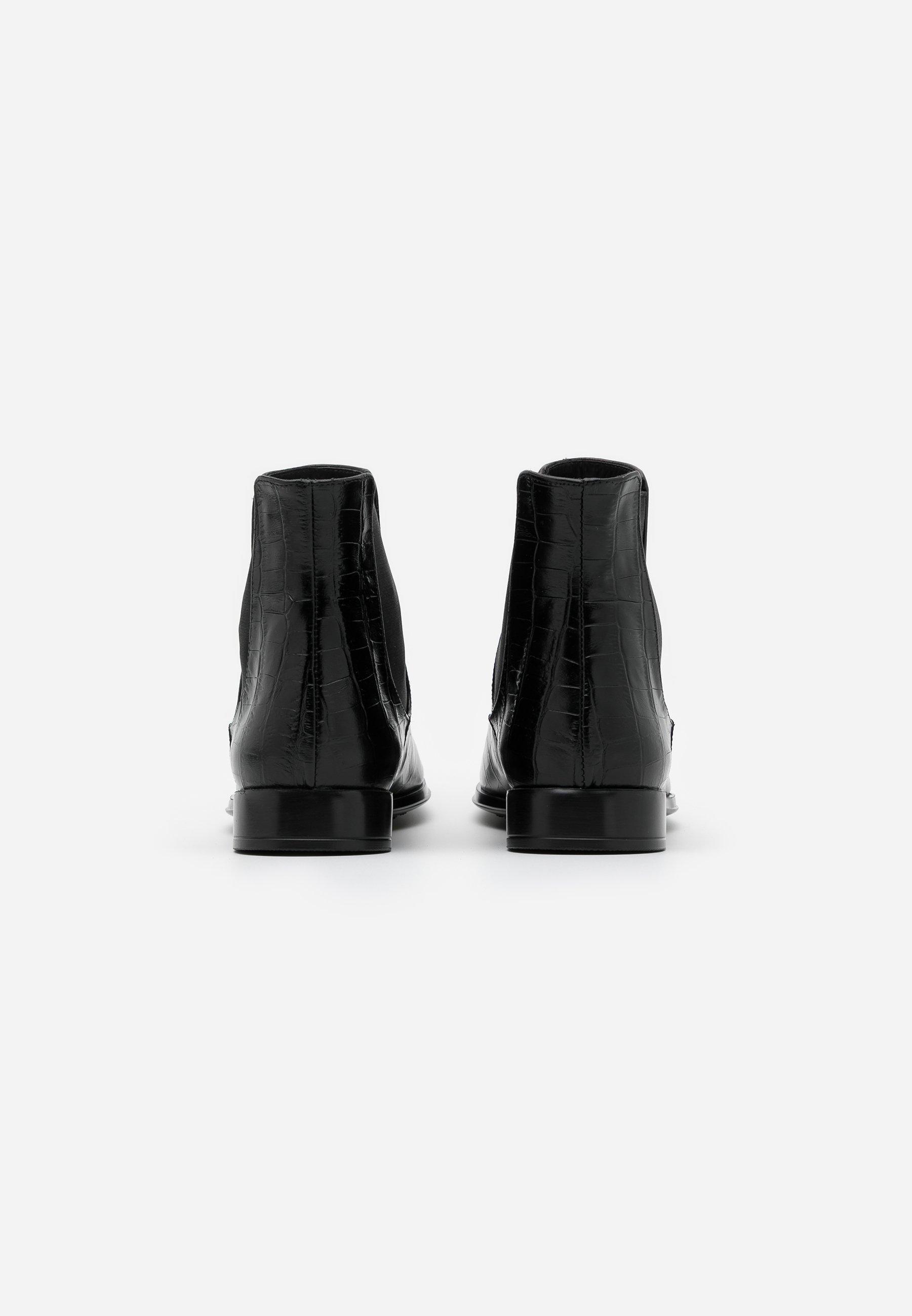 TEMPO Ankelboots black