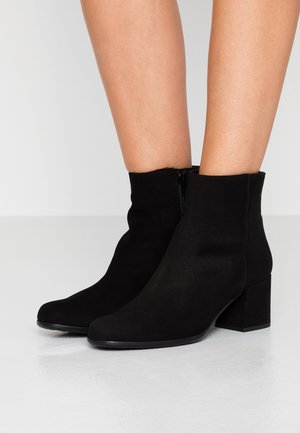 ANGELIS - Bottines - black