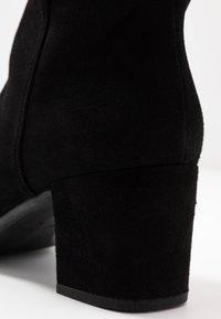 Pretty Ballerinas - ANGELIS - Bottines - black - 2