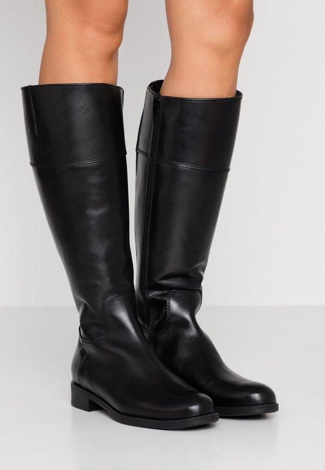 KILIA - Vysoká obuv - black