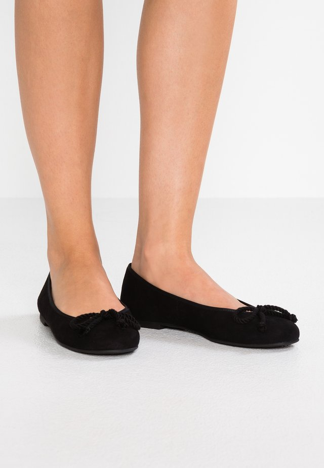 ANGELIS - Ballerinat - black