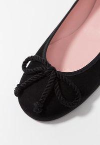 Pretty Ballerinas - ANGELIS - Ballerine - black - 2
