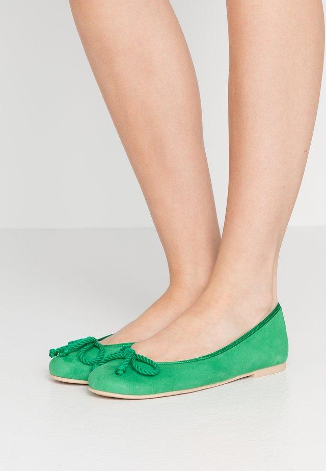 ANGELIS - Ballerinaskor - green