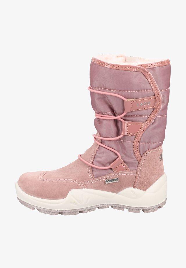 Snowboots  - light pink