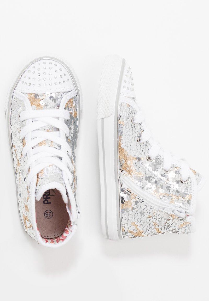 Primigi - Sneaker high - argento/oro