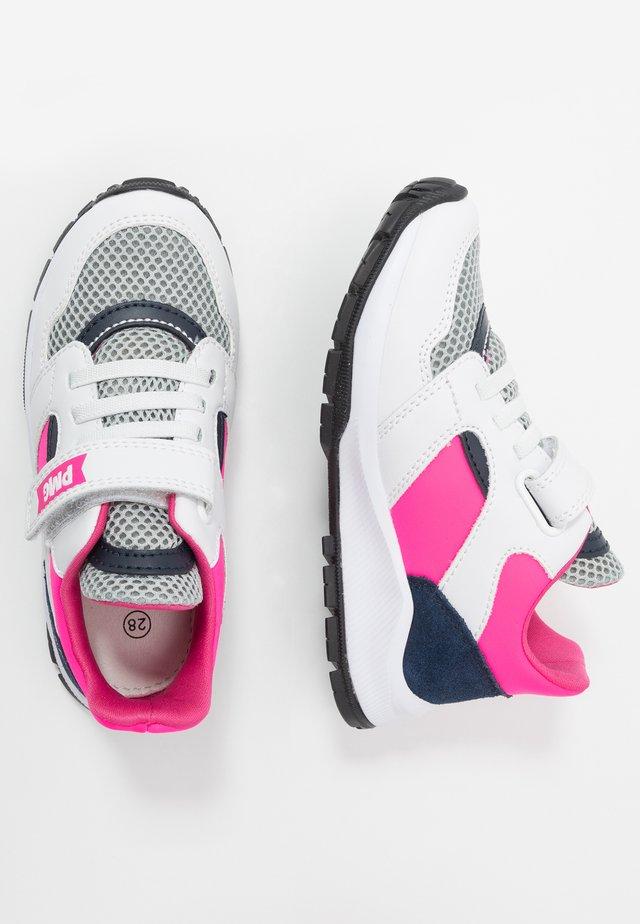 LAB - Matalavartiset tennarit - white/pink
