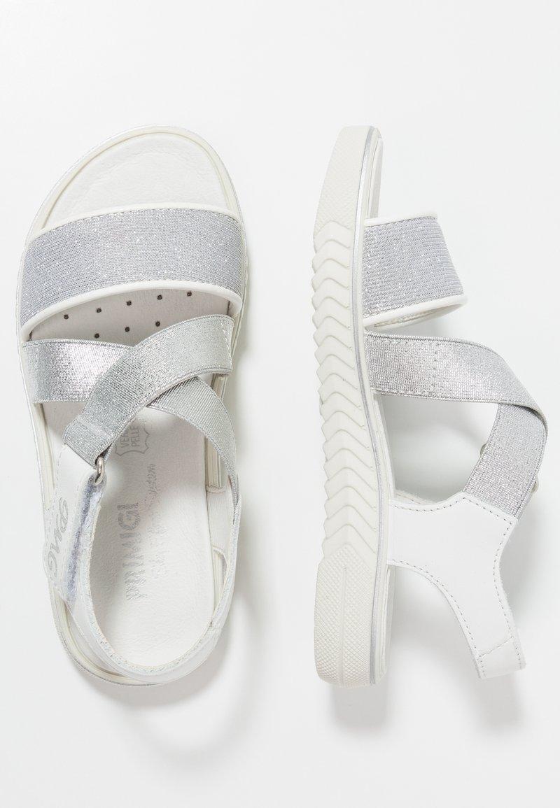 Primigi - Sandales - bianco/argento