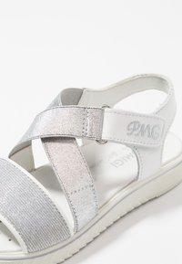 Primigi - Sandales - bianco/argento - 2
