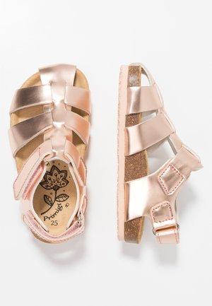 Sandály - rame