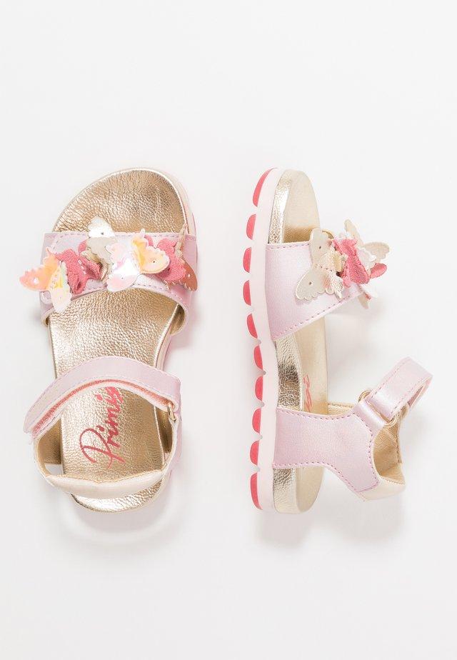 POP - Sandály - rosa